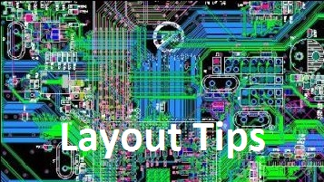 General Layout Tips and Tricks